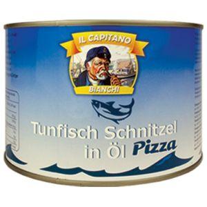 Il Capitano tunjevina komadići Pizza 1705g