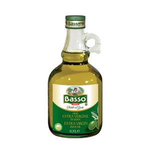 Basso extra virgine maslinovo ulje  0.5 l - amphora