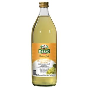 Basso Italijansko vinsko sirće od belog grožđa 1 l