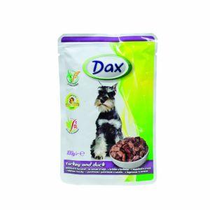 Dax kesica za pse - ćuretina i pačetina 100g