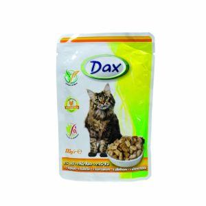Dax kesica za mačke - piletina 100g