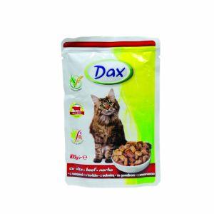 Dax pašteta za mačke - govedina 100g