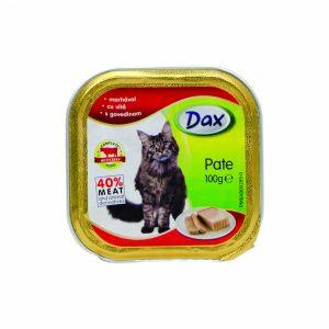 Dax pašteta za pse - govedina 300g
