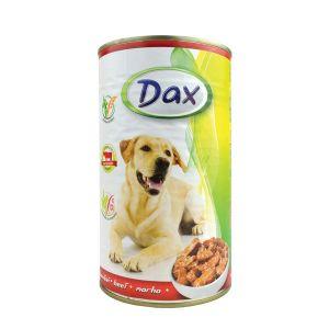 Dax za pse sa govedinom - konzerva 1.240g