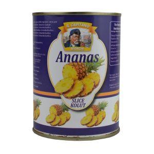 Il Capitano ananas kolut 850ml