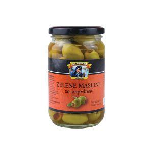 Il Capitano zelena maslina sa paprikom 370ml