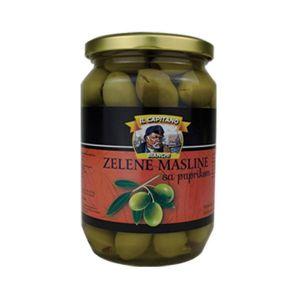 Il Capitano zelena maslina sa paprikom 720 g