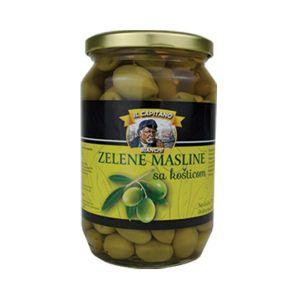 Il Capitano zelena maslina SK 720 g