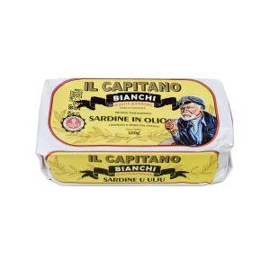 Il Capitano sardina u ulju 100g-RETRO