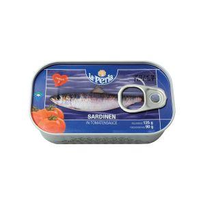 La Perla sardine u paradajz sosu 125g