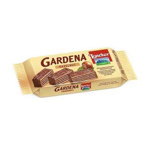 Loacker Gardena lešnik 25x38g