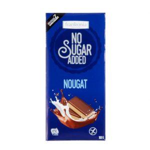 Frankonia mlecna sa nugatom No sugar Added 100g