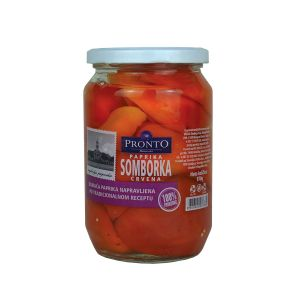 Pronto barena paprika somborka crvena 720ml