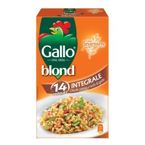 Riso Gallo  pirinač Blond Integrale 1kg