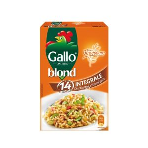 Riso Gallo pirinač Blond Integrale 500g