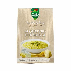 Riso Gallo Risotto Pronto 4 vrste  sira 175g