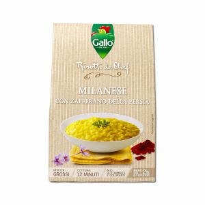 Riso Gallo Risotto Pronto Šafran 175g