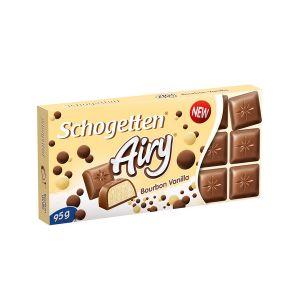 Schogetten vanila vazdušasta čokolada 95g
