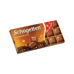 Schogetten caramel brownie cokolada 100g