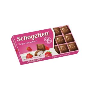 Schogetten čokolada  jagoda - jogurt 100g