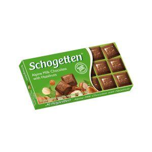 Schogetten čokolada sa lešnikom 100g