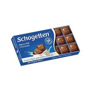 Schogetten mlečna čokolada 100g