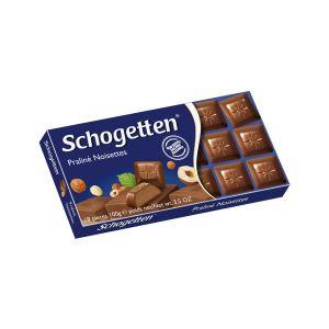 Schogetten čokolada noisette 100gr