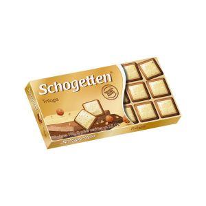 Schogetten čokolada trilogia 100g