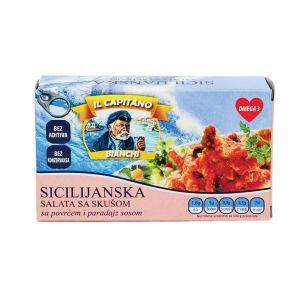 Il Capitano Sicilijanska salata sa skušom 115g