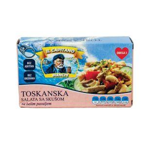 Il Capitano Toskanska salata sa skušom 115g