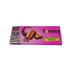 Baron Yummy čokolada kafa-badem 275g