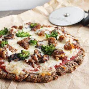 Zdrava pica od lana