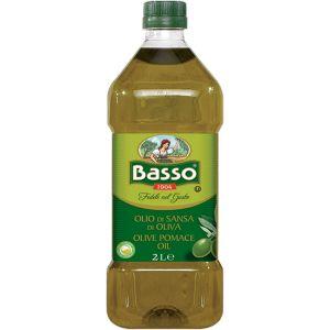 Basso maslinovo ulje od komine maslina 2 l - PET