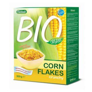 DankaD BIO Organic Cornflakes Crunchy 300g