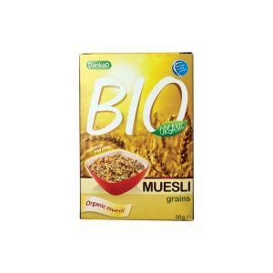 DankaD BIO Organic Muesli Grains 50g