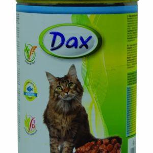 Dax za mačke sa ribom - konzerva 400g