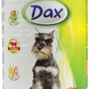 Dax za pse sa živinskim mesom - konzerva 400g