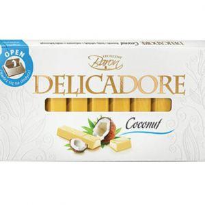 Baron Delicadore bela čokolada sa kokosom 200g