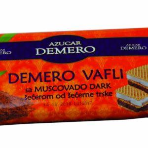 Demero vafl sa Muscovado šećerom 84g
