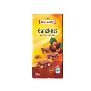 Frankonia čokolada sa celim lešnikom 100g