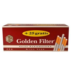 Golden Filter papir 250+25 GRATIS