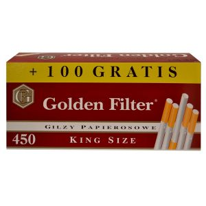 Golden Filter papir 450+100 GRATIS