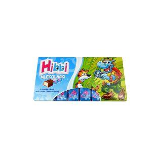 Hibbi Mlekoladki sa mlečnim kremom 100g