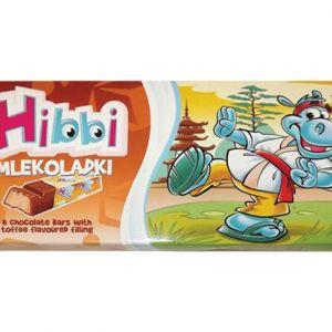 Hibbi Mlekoladki sa tofi kremom 100g