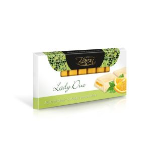 Baron Mini bars Lady pomorandža 100g
