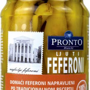 Pronto feferoni 370ml