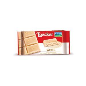 Loacker čokolada White 87g