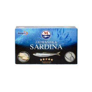 Mardesšić jadranska sardina u ulju 100g