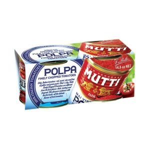 Mutti pulpa 2 x 210g