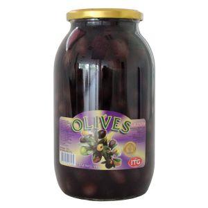 Olives crna maslina tegla SK 1.5kg